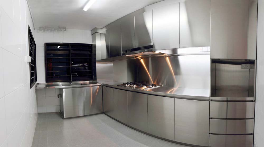 Residencial Kitchen 1