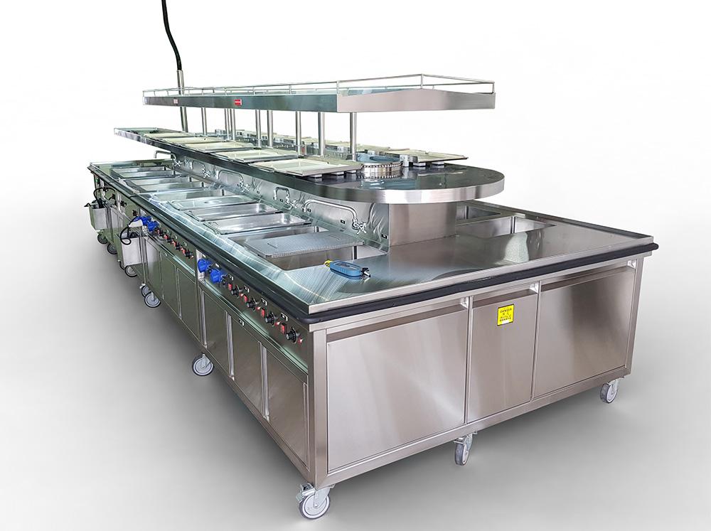 2018 Hospital Project OCH Plating Conveyor Belt 1