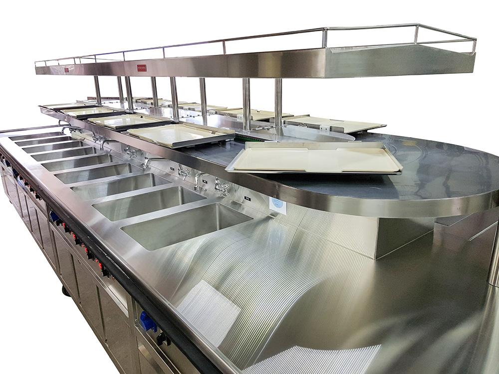 2018 Hospital Project OCH Plating Conveyor Belt 3