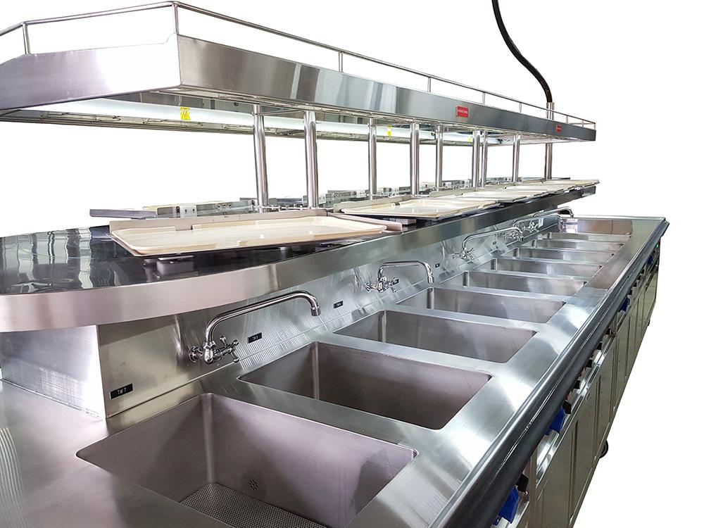 2018 Hospital Project OCH Plating Conveyor Belt 4